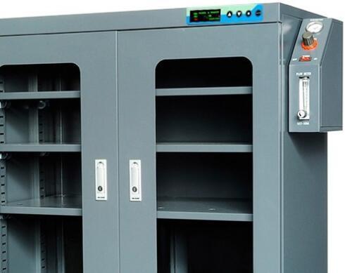 电子防潮箱检测湿度中应用的温湿度传感器