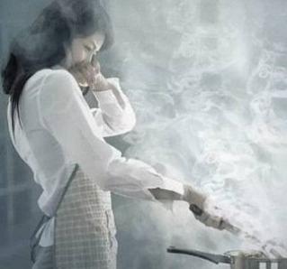 餐厅厨房油烟污染改善离不开空气质量检测模块