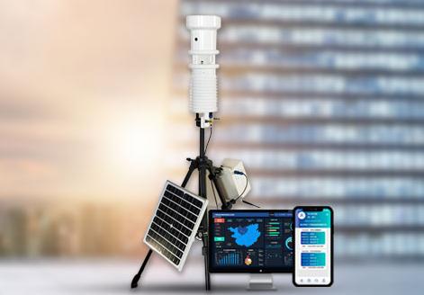 使用超声波风速传感器轻轻松松掌握风力数据