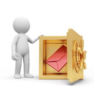 微振动传感器用于保证保险箱财产安全