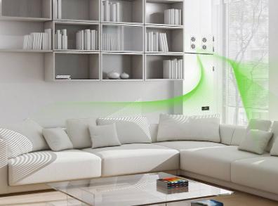 二氧化碳传感器在新风系统CO2含量控制中的应用