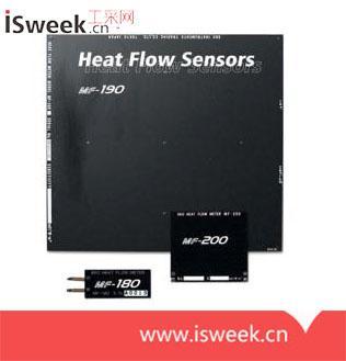 热流传感器用于家电的节能效率检测