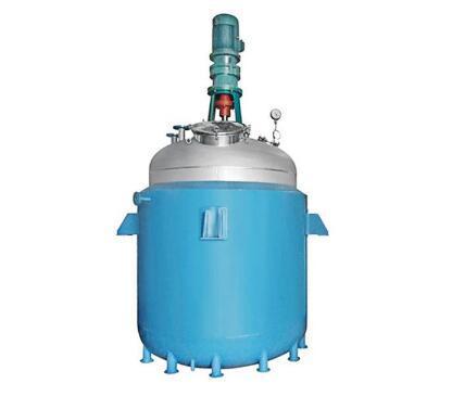 便携式气体质量流量计在反应釜容器中的流量监测