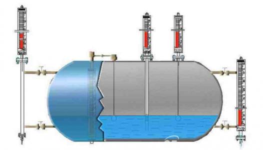 适用于中小型储罐的超声波液位传感器
