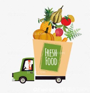生鲜食品冷链运输中温湿度传感器的应用