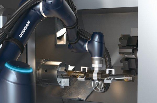 斗山机器人公司推出六款新型协作机器人