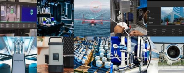 霍尼韦尔2020年度10大创新科技