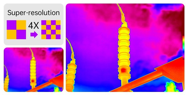 高德智感PS系列高性能红外热像仪新品全球首发