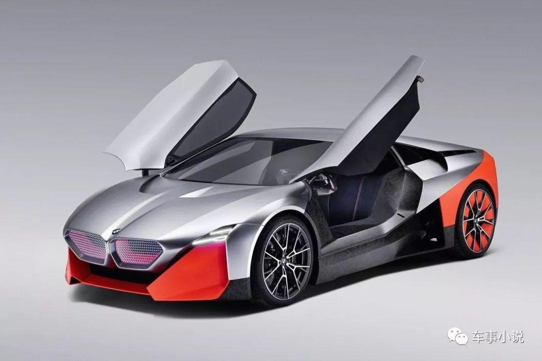 宝马下一代概念车惊艳亮相,提前两年实现25款新能源车型布局