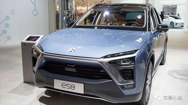 重磅|蔚来汽车电池包存在安全隐患,宣布召回4803辆ES8