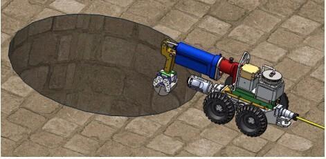 管道检测机器人市场一片繁荣,我们可以满足了吗?