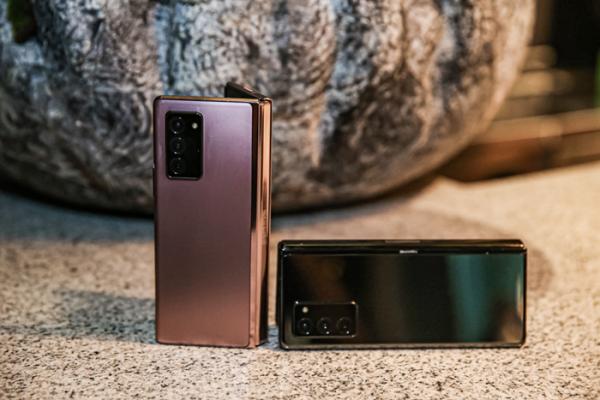 还以为折叠屏手机只是噱头?三星Galaxy Z Fold2 5G有话说