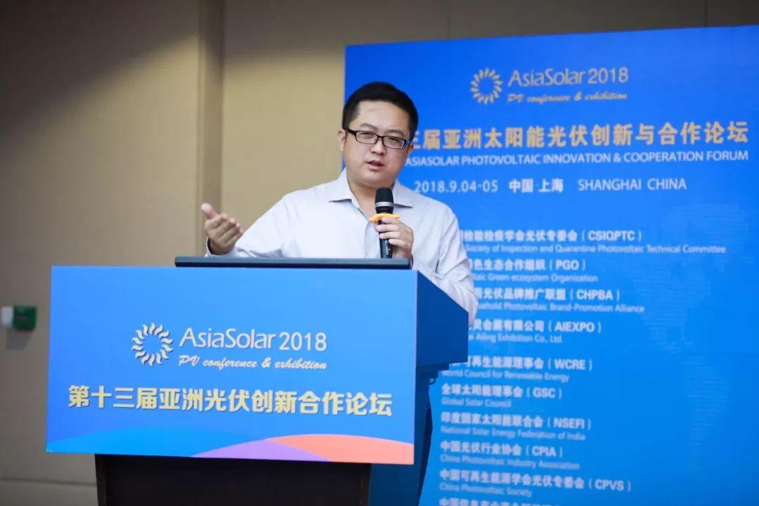 元一能源副总裁张小跃:以创新重拳打破行业定势