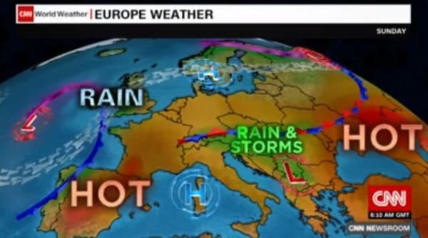 """热化了!""""最热六月""""拉响极端天气警报"""