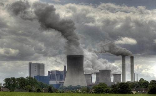 全球变暖恐不再受人类控制 各国需加大碳减排力度