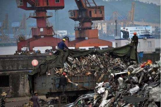 """全球出口废弃物约75%流向亚洲 强化""""洋垃圾""""进口限制势在必行"""