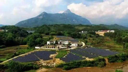 光伏扶贫再登人民日报 贡献精准扶贫能源方案