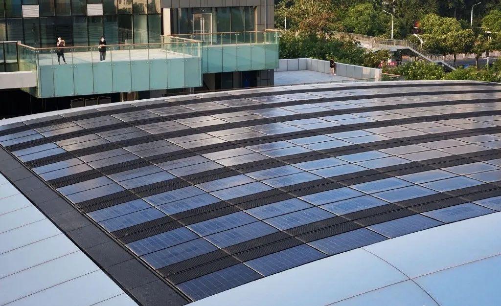 Apple中国第一店全新开业!100%使用可再生能源