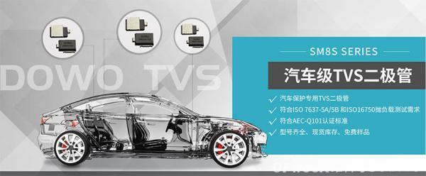 TVS二极管分类,有哪些?