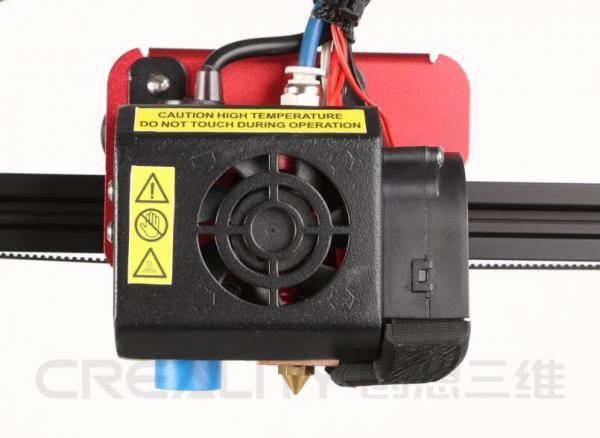 创想三维3D打印机小窍门:模型与热床板的附着问题解决