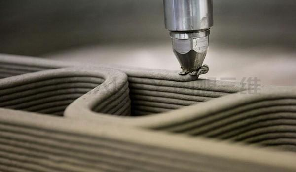 创想三维:3D打印机对建筑业带来哪些好处