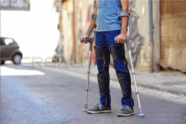 创想三维:3D打印机定制踝足矫形器可行性研究