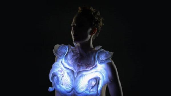 创想三维:3D打印技术制造智能服装面料