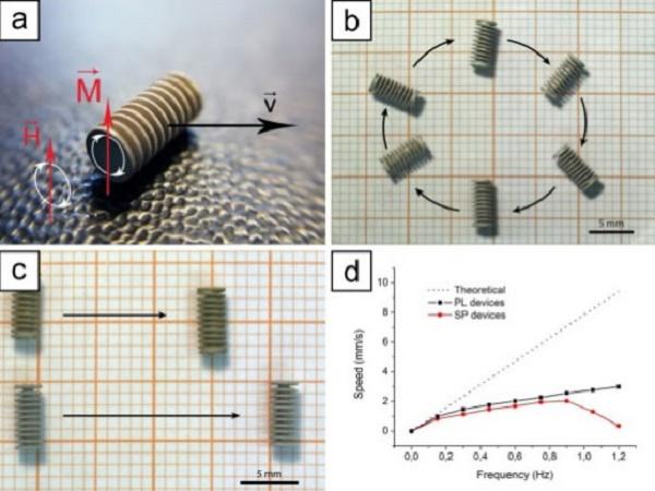 创想三维:研究人员使用3D打印机制造净水微型设备