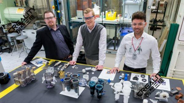 3D打印机正在帮助解决核废料问题 减少污染实现循环再利用