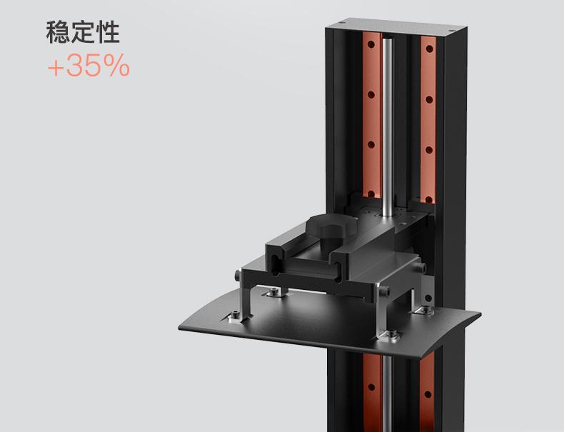 影响光固化3D打印机的模型精度的因素有哪些