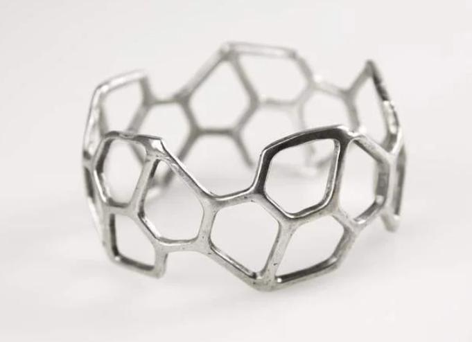 3D打印在珠宝首饰行业的应用