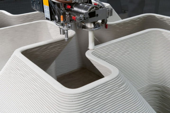 什么是建筑3D打印,混凝土3D打印?