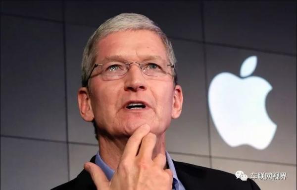 行业说 | 车界大佬掉马甲 苹果终于对汽车业务下手了