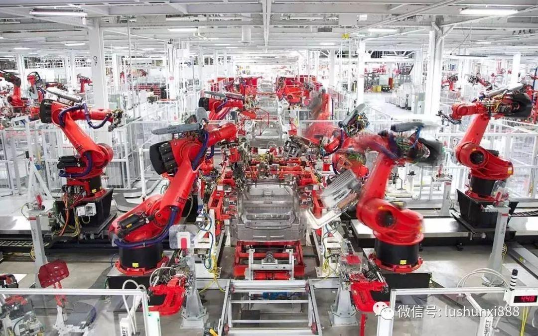 产业链 | 工业机器人,这些干货你应该知道