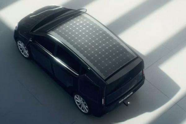 多款太阳能汽车将在两三年内重磅推出
