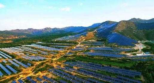 1-7月份,太阳能发电新增装机在总装机中位居第二!