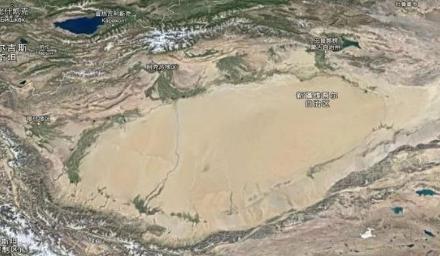 荒漠光伏电站的建立给荒漠带来了无限生机