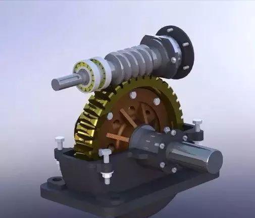 同轴式减速器_一起聊聊机械中的减速器和变速器 - OFweek工控网