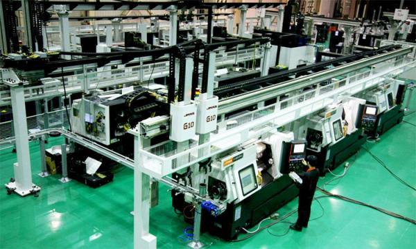微嵌工业触摸一体机在生产过程中数据采集的应用