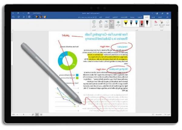 微软才获取专利改进Surface系列键盘打字体验,又曝光手写笔新专利