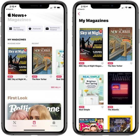 """Apple News+收入滑铁卢,苹果""""all in 软服务""""能否留住用户?"""