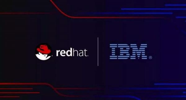 打破五个季度下降趋势 IBM收购红帽见成效?