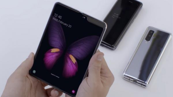 问题解决了?三星准备量产折叠手机Galaxy Fold