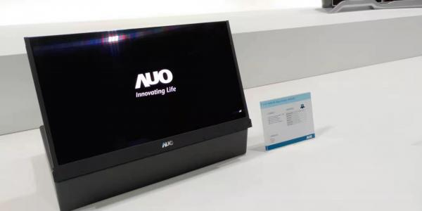 全球最高PPI印刷OLED亮相,友达彭双浪:会适时进行更大投资