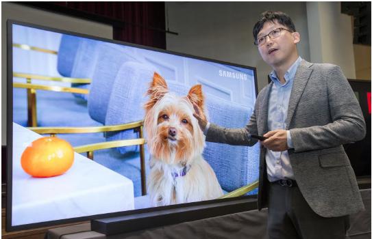 谁才是真8K?三星驳斥LG:8K OLED电视不能正确显示8K内容