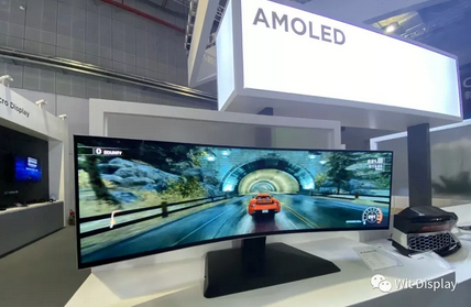 七大面板厂齐聚DIC EXPO,展出WOLED、Mini LED、LCD全屏指纹、屏下摄像头…