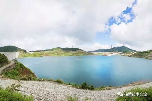 引进海水抽水蓄能电站-皇家国际