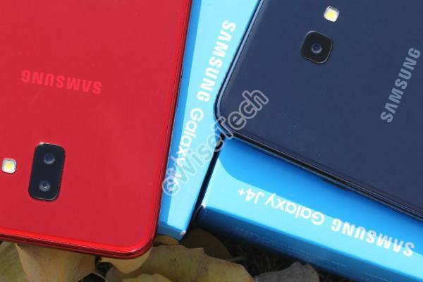 E开箱:三星家的台版的中端机Galaxy J4+、Galaxy J6+