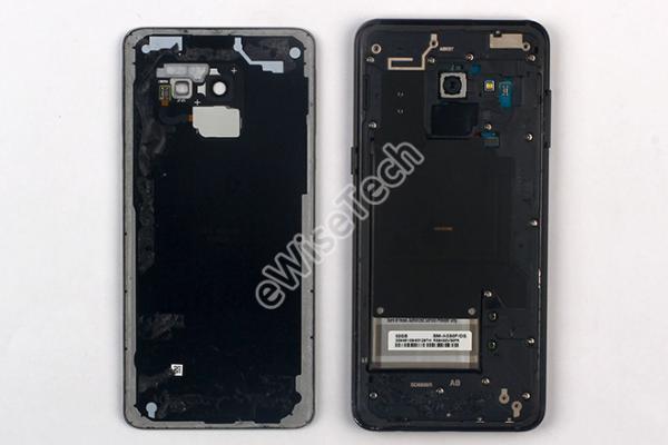 E拆解:三星优质中端机Galaxy A8 2018(台版)