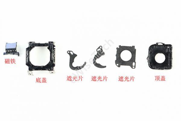 E拆解: 首款挖孔摄像头手机—Galaxy S10+